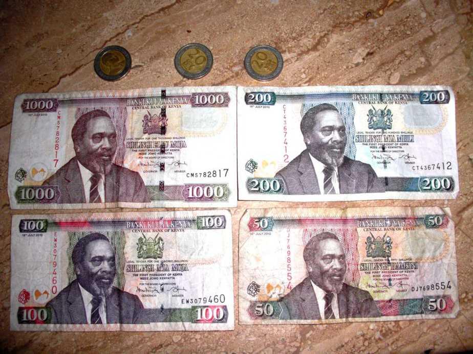 Kenia Schilling ( KES)