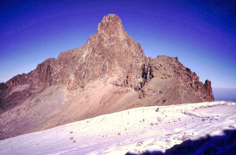 Mount Kenya Bild: John Spooner CC BY 2.0