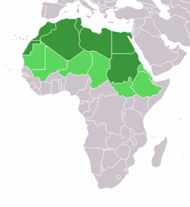 Nordafrika